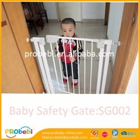 Auto Close Pet Friendly Baby Gate Baby Pet Dog Safety Gate