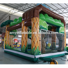 Animal amusement jumpers inflatables bounce house inflatable trampoline rental climb the inflatable castle