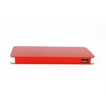 Universal Promotional Gift Items Portable Mobile slim Powerbank 6000mah Power Bank