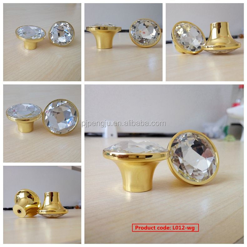 Factory Sale excellent quality glass door knobs wholesale