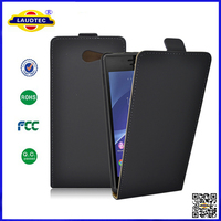 The Newest Ultra Slim Leather Case Cover for Sony Xperia M2 Laudtec