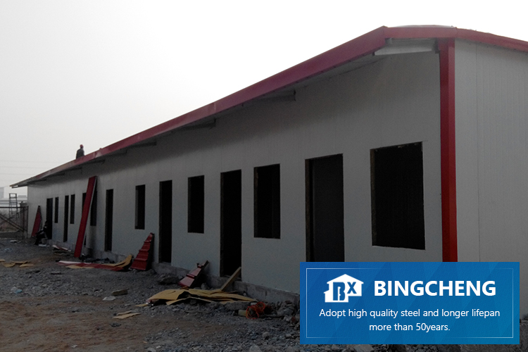 pre built storage sheds Prefab House with Low Cost  prefab structural residential steel building sandwich panel homes house