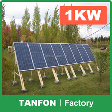 Widely use 300 watt solar panels for 1000 watt solar panel system with best price