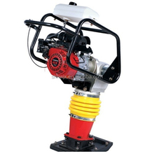 20KN IMPACT FORCE , TAMPING RAMMER WITH ROBIN EH12 PETROL ENGINE