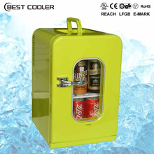 CE&GS 15L mini fridge freezer