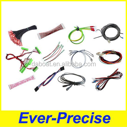 Supply Cable assembly wire harness for car production used