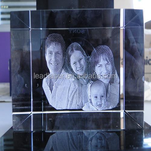 3d Laser Crystal Engraving Machine Price Professional