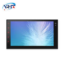7 inch full touch screen 3G 4G wifi android 8.1 double din car stereo GPS player with BT