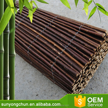 Eco-friendly composite coated natural top quality willow garden fences