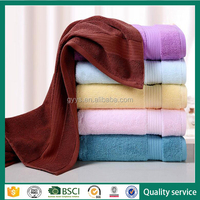 China wholesale 100% cotton set bath towel brands in india