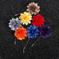 China Wholesale Bulk Cheap Flower Brooch