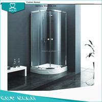 M-30242 Hot sale glass shower enclosure kits walk in shower tray