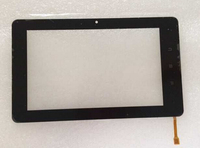 "New 7"" inch Tablet pc Telefunken TF-MID701G Turbopad 710 3G Touch Screen Panel Digitizer Glass Sensor WGJ7110 WGJ7110-V5"