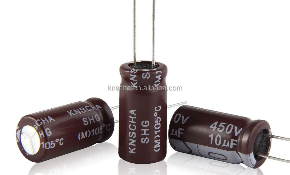 KNSCHA Electrolytic Capacitor 16V 2200uF,widely used in high temperature work, for I.P.C , Network ,Telecom
