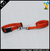 high quantity nylon webbing Dog Leash and Dog Collars