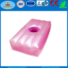 PVC Inflatable Pregnancy Mattress Bed, Inflatable Pregnant Woman Air Mattress