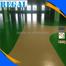Epoxy flooring resin paint for underground parking zone
