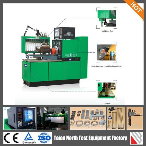 Auto electrical diagnostic tools diesel injection pump test bench