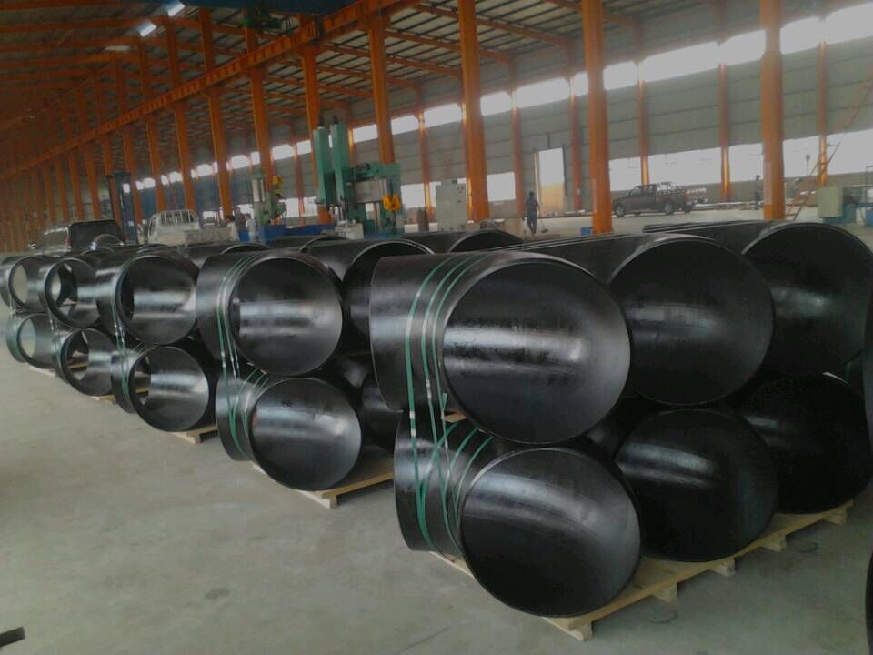 china supplier GEE oil and gas carbon steel pipe fittings
