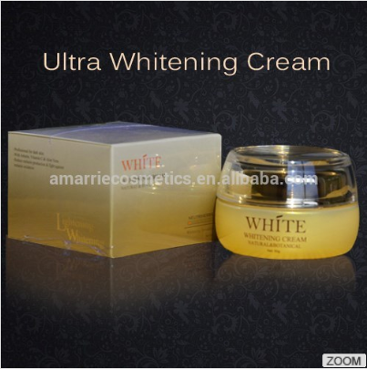 Natural plant whitening day night cream collagen b make black skin whitening forever skin whitening cream