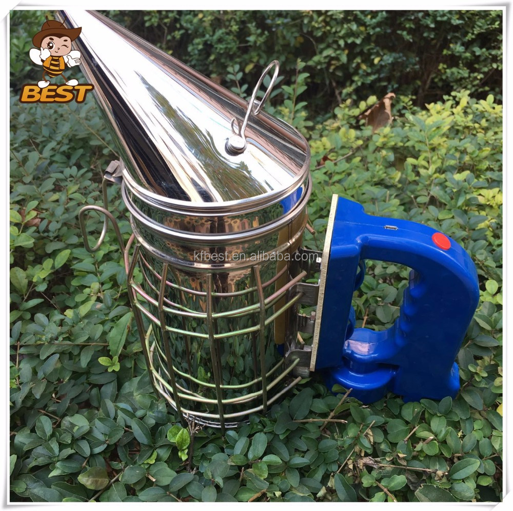 Best quality stainless steel electric bee smoker hot sale