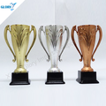 Wholesale High-end Gold Sliver Cooper New Design Plastic Trophy Cup