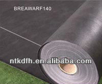 Breathable membrane for aluminum composite roof panels