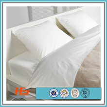 300 TC cotton blank white pillow cases / pillowcases