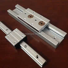 Rectangle wheel linear rail SG series SG25-4 linear guide with carriage