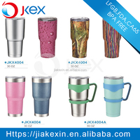 Compact Personalized OEM Stainless Steel Tumbler 20oz 30oz Yete Cups