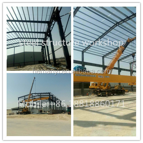 steel construction steel structure warehoues for sale