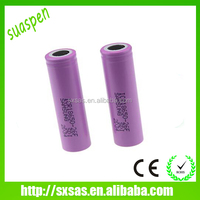 18650 li ion battery 3.7V 2600mah lifepo4 batteries cell for Samsung ICR18650-26F/FM 2600mah