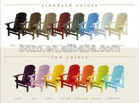 Outdoor modern adirondack chair,wooden cape cod chair outdoor furniture