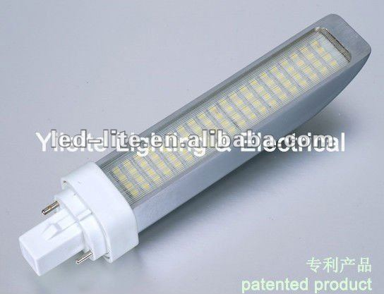 LED lamp rotatable bulb G23 G24 B22