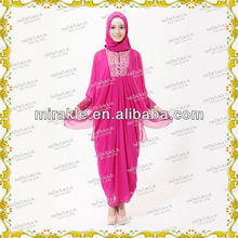 MF17036 Fashion Style Maxi Dress islamic clothing indian