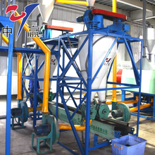 Energy Saving Used Rubber Milling Machine / Used Tire Grinding Machine