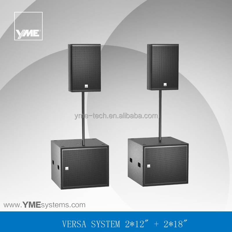Versa Sys 7 pa portable speaker conference room sound system for disco