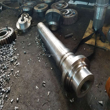 forging hard chrome shaft and eccentric shaft OEM service