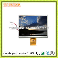 TS8170B 7 inch touch screen lcd monitor COG+FPC with 800*480 dots