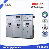 HXGN-12 Ring Main Unit 12KV Switchgear Cubicle