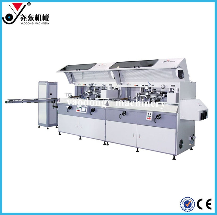 20 years experience professional multicolor screen printing machines supplies