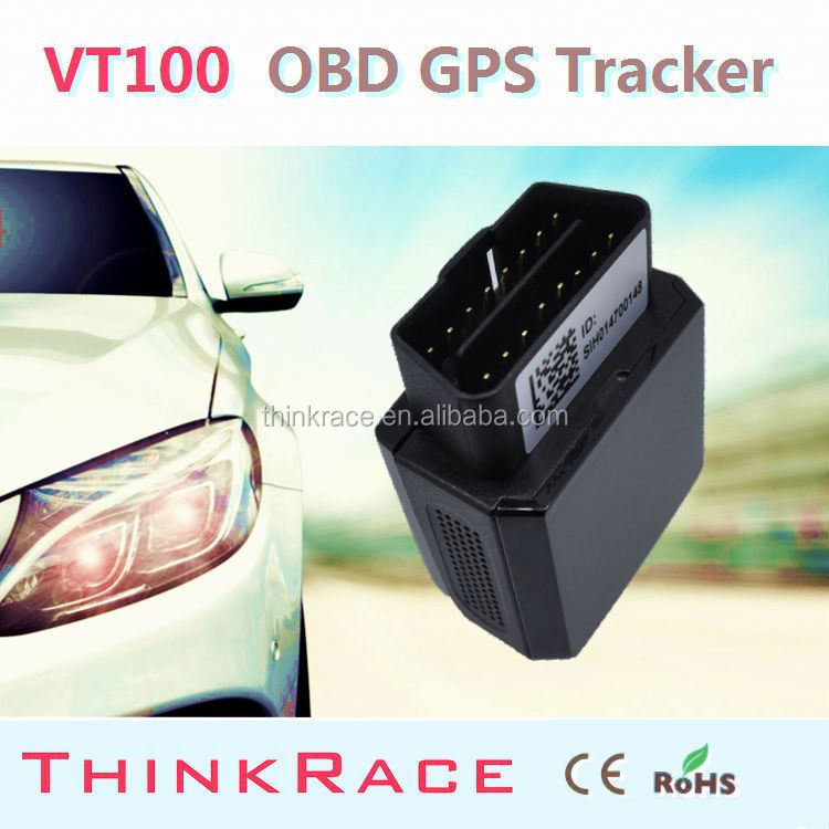 tracking car sirf star iii gps chipset VT100 withBuild sirf star iii gps chipset by Thinkrace