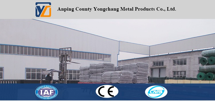hot dip galvanized welded gabion box construction application hot sale