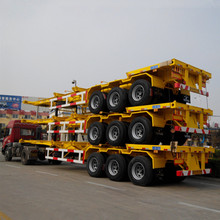 CIMC 3 Axles 40ft Container Trailer Truck for Tractor Truck and Trailer