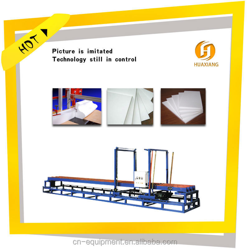 Hot eps wire cutting machine foam