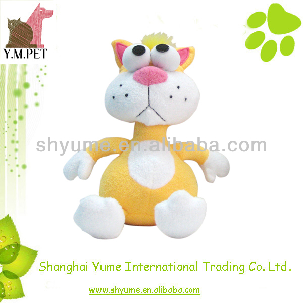 Plush Dog Toy Animal Design