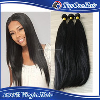 unprocessed wholesale virgin Brazilian hair grade 7A alibaba hot sell straight hair brazilian virgin hair accept large orders