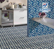 New designs with glass pebble mosaic tiles,iridesent glass mosaic tiles,pear glass mosaic tiles