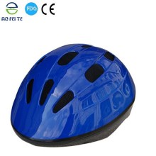 Blue Bicycle Helmet Safty Helmet for Girls/Kids Helmets Skating Bike Protector