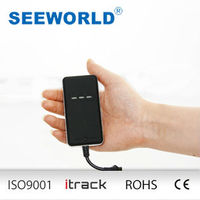 Micro cheapest sim card car gps tracker gps tracking chip built-in gps/gsm antennas